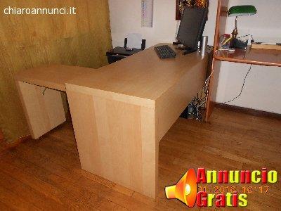 Angoliera ikea trendy mobili ad angolo per cucina idee di for Piano scrivania ikea
