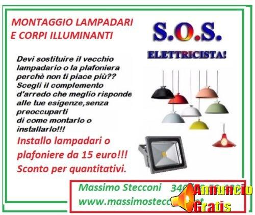 lampadari 15 euro