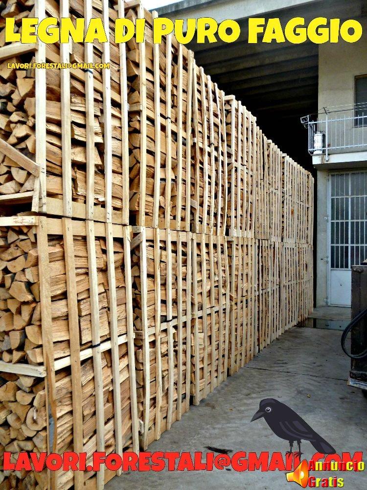 legna puro faggio vendita torino aosta bancali asti vercelli biella